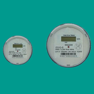 Es12-S/Es13-S Single-Phase Socket Type Electricity Meter pictures & photos