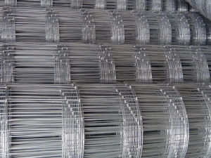 Professional Supplier Hinge Joint Field Fence/Sheep Wire Mesh/Galvanized Cattle Fence (Factory) pictures & photos