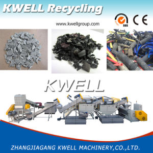 China PE Film Recycling Machine/PE Bottle Recycling Machine pictures & photos