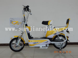 More Color E-Bike/ Brushless Electric Bicycle En15194 Certification (SJEBCTB-035)