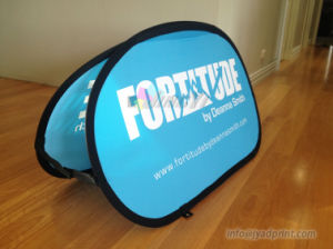 Full Colour Printing Outdoor Pop Up A Frame horizontal Banner pictures & photos