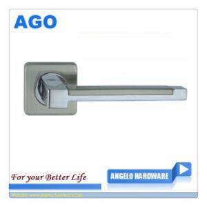 Two Piece Zinc Alloy Door Handle (AG1-144)