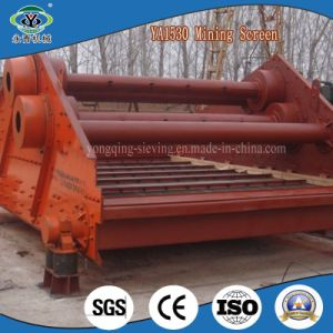 Carbon Steel Heavy Linear Vibrating Mining Screen (YK1020) pictures & photos