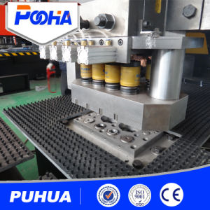 Special Heavy Plate CNC Punching Press Machine/Hydraulic pictures & photos