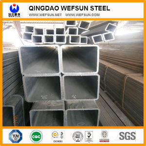 HD Galvanized Steel Square Pipe pictures & photos