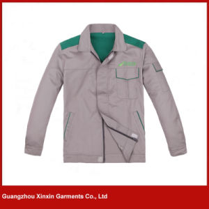 2017 New Long Sleeve High Quality Work Uniform for Winter (W285) pictures & photos