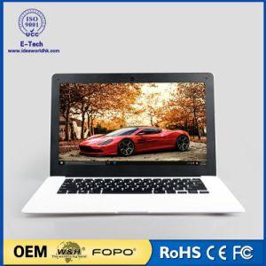 "14.1"" Intel Atom Z8350 Quad Core Windows 10 Notebook Computer"