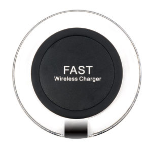 Universal Qi Wireless Charger for iPhone for Samsung Wireless Phone pictures & photos