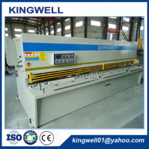 Heavy Duty Metal Sheet Cutting Machine for Sale (QC12Y-6X4000) pictures & photos