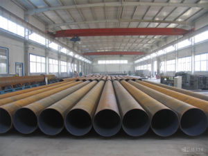 Steel Pipe-X56 Spiral Steel Pipe-Spiral Steel Pipe pictures & photos