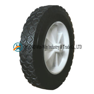8*1.75 Solid Rubber Wheel for Generator pictures & photos