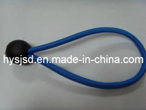 Factory Custom Elastic Bungee Cord with Ball pictures & photos
