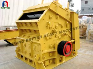 High Efficiency Stone Impact Crusher with High Quality (PF1010) pictures & photos