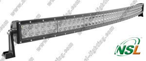 2014 New Product! ! 50 Inch 288W Curved LED Light Bar Offroad CREE LED Light Bar pictures & photos