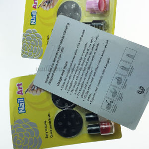 Nail Art Manicure Stamping Kit Image Plate Nail Polish (SNA20) pictures & photos