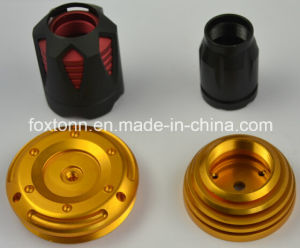 OEM High Quality Motor Parts with CNC Machining pictures & photos