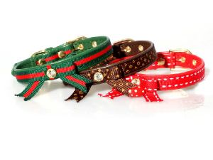 Pet Dog Cat Puppy Fashion Collar (cl3012) pictures & photos