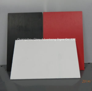 PVC Foam Panel and PVC Foam Board for Advertising pictures & photos