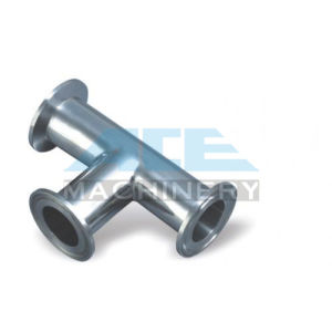 Stainless Steel Hygienic Clampe Nut Equal Tee (ACE-PJ-Q2) pictures & photos