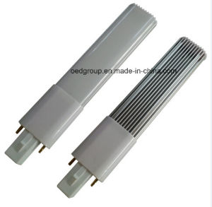Aluminium G23 6W SMD2835 LED Light (OED-G23-6W) pictures & photos