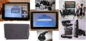 2GB 5′′/7′′car GPS with Car DVR Function