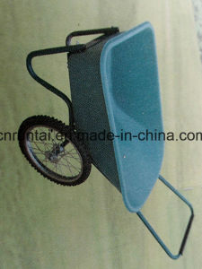 Double Wheels Strong Factory Supply Wheel Barrow pictures & photos