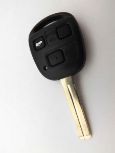 for Lexus Is200 GS300 Ls400 Rx300 Complete Virgin 3 Button Remote Key FOB & Blade pictures & photos