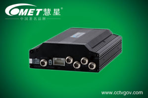4- Channel CCTV DVR with LED Display 1tb SATA HDD 3G WiFi Mdvr pictures & photos