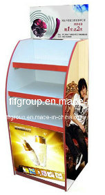 Colour Printing Stand Corrugated Display Rack Show Rack pictures & photos