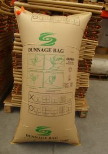 Industrial Packaging Material Kraft Paper Container Dunnage Air Bags pictures & photos