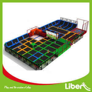 china patented design trampoline park with air bag china. Black Bedroom Furniture Sets. Home Design Ideas