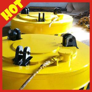 MW Type Circular Electromagnet for Lifting Scrap pictures & photos