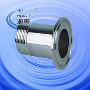Stainless Steel Sanitary Triclamp Adapter pictures & photos