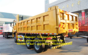 Sinotruk 10 Wheel Hohan 6X4, 30 Ton Dump Truck/ Tipper / Dumper, Diesel Truck for Myanmar/Philippines pictures & photos