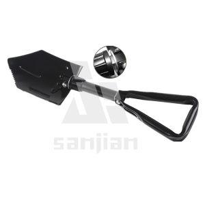 Function of Popular Folding Steel Shovel (camping steel/flat shovel/beach shovel) pictures & photos