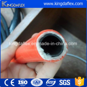 SAE100 R7/R8 Hydraulic Fiber Braided Thermoplastic Hose pictures & photos