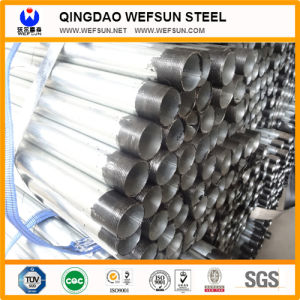 Good Quality Galvanized Steel Pipe pictures & photos