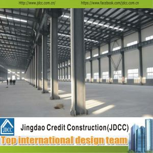 Professional Steel Structural Building Warehouse & Workshop Jdcc1011 pictures & photos