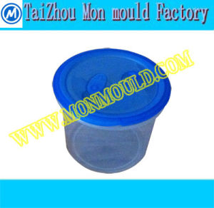 Plastic Craft Pail Can Mould; Candy Can Mould pictures & photos