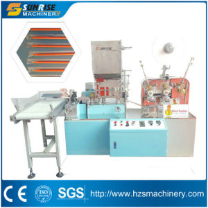 Single PCS Drinking Straw Film Wrapping Machine pictures & photos