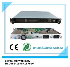 Fullwell Hfc Standard Type CATV 1550nm External Optical Transmitter for 80km (FWT-1550ES-2X7) pictures & photos