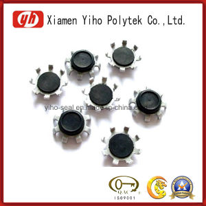 Aluminum Metal Bonded Rubber, NBR90 / Silicone Products, Car/Auto Spare Parts pictures & photos