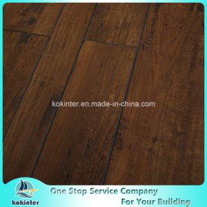 Kok Hardwood Flooring Laminate Random Width 05 pictures & photos