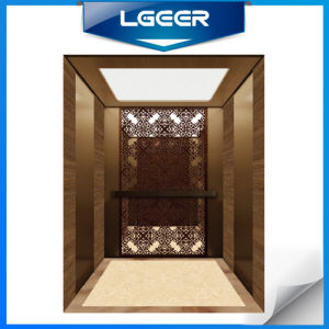 Good Decoration Passenger Lift pictures & photos