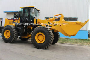 3.0ton Low Price Hydraulic Wheel Loader Price pictures & photos