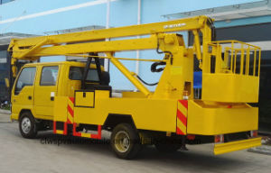 Isuzu High-Altitude Operation 12-16 Meters Over Head Working Truck pictures & photos