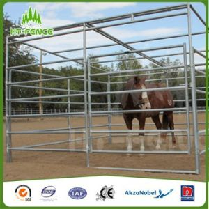 1.8*2.4m Galvanised Cattle Fence pictures & photos