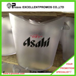 Promotional PS Custom Logo Ice Bucket (EP-B4111213) pictures & photos