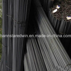 Reinforcing Steel Deformed Bars, Steel Rebar From Hannstar Company pictures & photos
