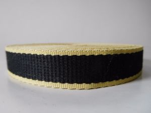 20mm Fire Retardant Aramid Fiber Webbing for Air Respirator pictures & photos